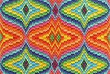Needlework (pune me gjilpere ) / by Fatbardha Pojani