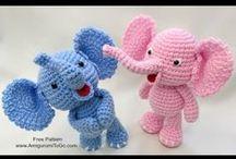 Crochet toys / by Fatbardha Pojani