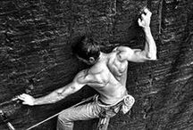 Rock Climbing Olympic Bid! / If Greg Norman can suggest Golf should be on the Olympic program, I'm plugging Rock Climbing as a totally awesome alternative.