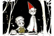 Over the Garden Wall / Into the unknown...