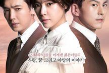 Endless Love |2014 / Drama: Endless Love (título literal) Romanização Revisado: Kkeutubneun Sarang Hangul: 끝없는 사랑 Diretor: Lee Hyeon-Jik Escritor: Na Yeon-Sook Rede: SBS Episódios: 37 Data de lançamento: 21 de junho - 26 de outubro de 2014