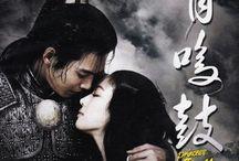 2009| Princess Ja Myung Go 자명고 / Drama: princesa Ja Myung- Romanização Revisado: Jamyeonggo Hangul: 자명고 / 왕녀 자명고 Diretor: Lee Myung-Woo , Bae Tae-Sub Escritor: Jeong Seong-Hee Rede: SBS Episódios: 39 Data de lançamento: 09 de março - 21 de julho 2009