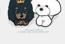 Animais de Estimação | Pets / Jung and Pets