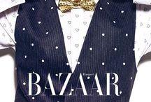 Harper's Bazzar Magazine / Revista publicação coreana.