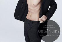 Urban Like Magazine / Revista publicação coreana