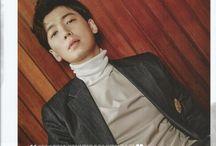 Sure Magazine / Revista publicação coreana