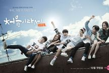 2015 | B.T.F.T Because It's The First Time / Drama: Because It's The First Time (literal title) Revised romanization: Cheoeumiraseo Hangul: 처음이라서 Director: Lee Jung-Hyo Writer: Jung Hyun-Jung Network: OnStyle Episodes: Release Date: October 7, 2015 -- Runtime: 15 minutes per episode Language: Korean Country: South Korea Personagem: guarda