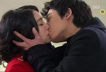 Beijos   Kiss / Cenas de beijos interpretadas por Jung Kyung Ho