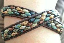 duo beads sieraden / met duo beads maak je de mooiste sieraden, materialen te koop bij crea4fun.com