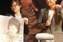 2013 e 2010  Fanmeeting no Japão