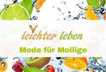 Mode für Mollige / Figur schöne Kleidung für mollige Frauen für Sommer, Herbst, Winter und Frühling, Tolle Mode beim Abnehmen, Stil-, und Figurtipps, XL Mode, Mode für kurvige Frauen