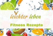 Fitness Rezepte / Fitness zum essen mit Fitness Rezepten die gesund sind und lecker schmecken. Das optimale Fitness- Frühstück, Mittagessen und Abendessen
