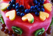 Recipes/Food presentation / by Shirley Hunt