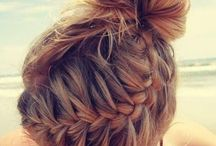 One day my hair will look like this... / by Kelly Roberts