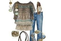STYLIN'... / Outfits that should be in my closet...... / by Christina Slaughter