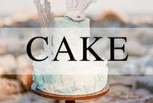 Wedding // Cakes / Wedding cake inspiration