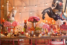 Party Ideas : Decor , Food,  and Drinks and More  / by Connie McKenzie