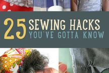 Quilting and sewing / Fun things to sew and quilt / by Sherry Sayers