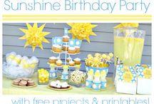 Happy Birthday / Ideas any birthday / by Sherry Sayers