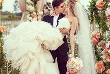 Our fairytale wedding ❤ / by gracie garner