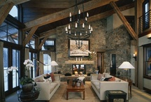 Rustic Chic / Home style / by Sherry Sayers