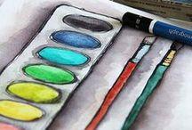 Arte y Diseño [just like it | art & design] / by gavadiar .