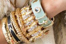 Stacked / Bracelets  / by Sherry Sayers