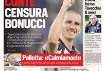 #primapagina / La prima pagina del Corriere dello Sport