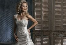 wedding dresses / by Denise Smith Wood