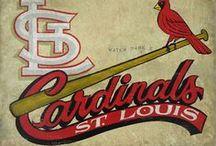 Cardinal's Nation / My Hometown Baseball Team / by Christina Slaughter