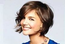 Haircut - short bob