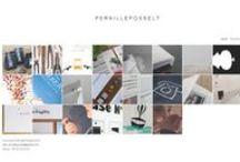 Digital Portfolios / Inspiration for personal portfolios