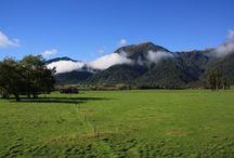 New Zealand / Aotearoa / The land of the long white cloud
