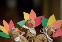 Thanksgiving in the Classroom / by Andrea Vinciguerra