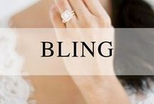 Bling Bling Bling / Our favorite engagement rings and wedding bands.