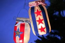 fourth of july / Patriotic fashion, beauty, home decor and DIY. / by Gallatin Valley Mall