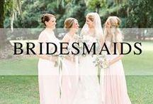 Bridesmaids Fashion / Bridesmaids inspiration