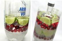 Bebidas y Licor [drinks | liqueur] / by gavadiar .