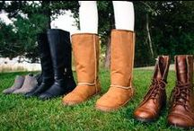 Get Booted / Do you feel that chill in the air? We have your favorite boot brands and styles! / by Gallatin Valley Mall