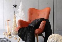 Une déco de fêtes ! / Pour les fêtes de fin d'année, illuminez votre intérieur et réchauffez votre déco avec des produits NOEL magiques !