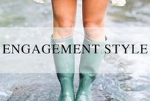 Engagement Fashion / Outfit inspiration for your engagement.