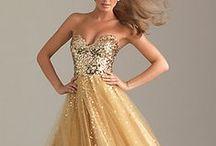 Vestidos elegante y gala [elegant and gown Dresses] / by gavadiar .