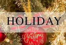 Merry + Bright / Holiday inspiration for your home and parties