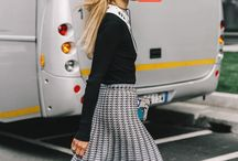 Style Icons / Olivia Palermo and other fashion icons