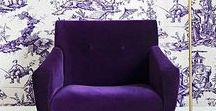 ultra violet / Pantone Color of the Year 2018: Ultra Violet