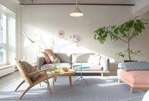 Salones / Salones de casas con encanto decoradas con mucho gusto
