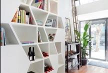 Estanterías / Ideas de estanterias para la casa