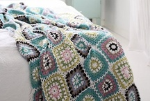 Crochet / Ideas de crochet para decorar la casa