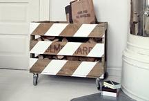 Muebles reciclados / Ideas de muebles reciclados para ser mas eco-friendly