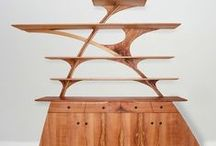 Furniture, Lighting, Etc. / Furniture that catches my eye / by Jeff Craig
